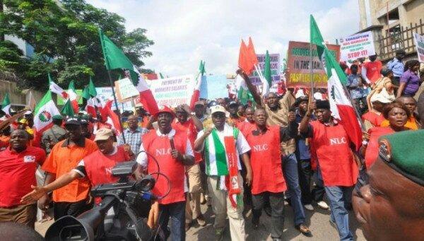 Over 100 Thugs Invade NLC Office In Kaduna 1