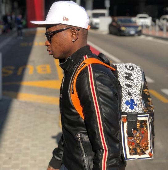MP3 Lil Kesh – Nkan Be ft Mayorkun (Snippet)