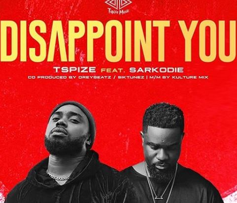 TPsize - Disappoint You ft. Sarkodie