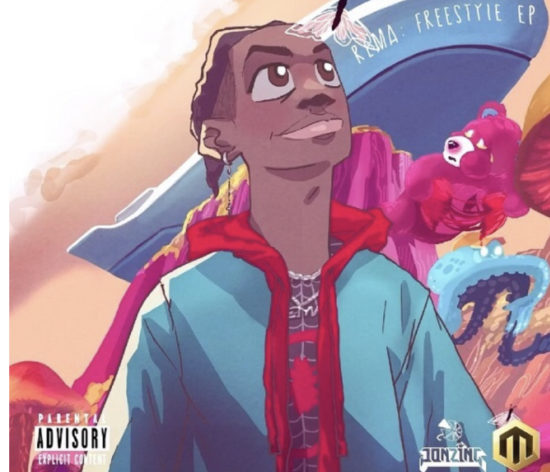 Rema – Trap Out The Submarine