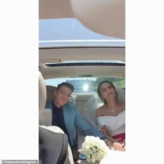 Mesut Ozil marries 2014 Miss Turkey Amine Gulse
