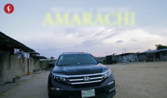 Broda Shaggi – Amarachi ft. Johnny Drille