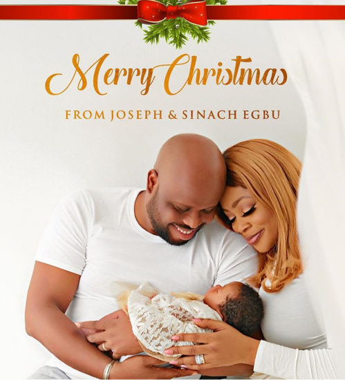 Sinach Share First Photo Of Her Baby 2
