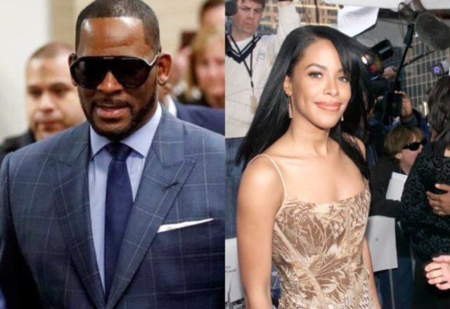 R. Kelly faces Bribery Charges for 1994 Marriage to 15-year-old Aaliyah 1
