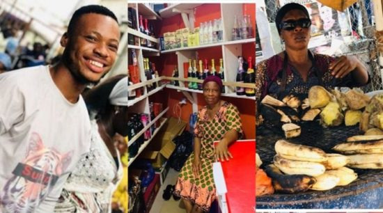 Celebrity dancer, Poco Lee moves his mother from 'grass to grace' 1
