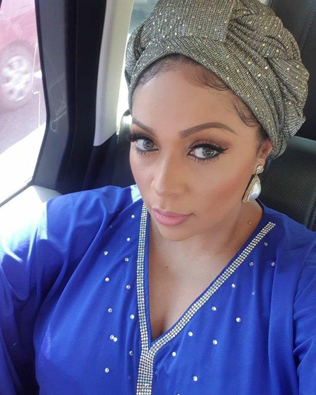 Lola Omotayo showers love on Anita Okoye's twins despite the rift between their husbands 1