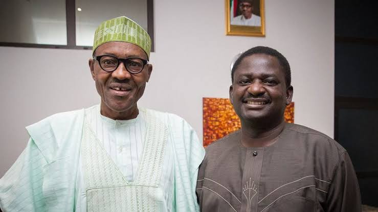 """Leaked Presidential Speech: """"Enemy Of The State"""" By Femi Adesina"""
