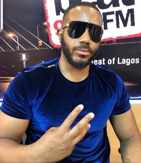 Photos from Kiddwaya and Prince' media tour in Lagos 7
