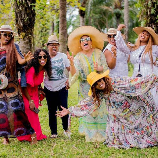 Photos from Monalisa Chinda-Coker's birthday picnic 5