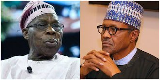 Obasanjo attacks President Buhari, says Nigeria is becoming a failed state under him 1