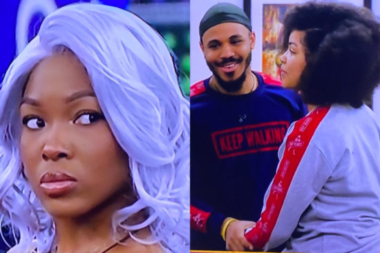 BBNaija: Here's what caused the fight between Nengi and Vee (video) 1