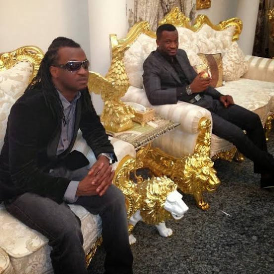 """They don't know the evil things you do behind close doors"""" – Paul Okoye  calls out his brother's wife, Lola 