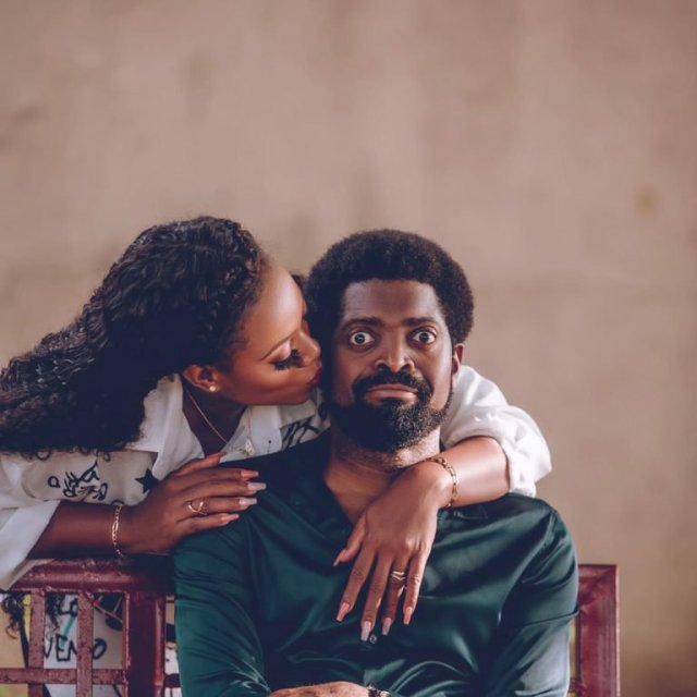 Photos: Basketmouth & Elsie Okpocha are Celebrating 10 Years of Love 4