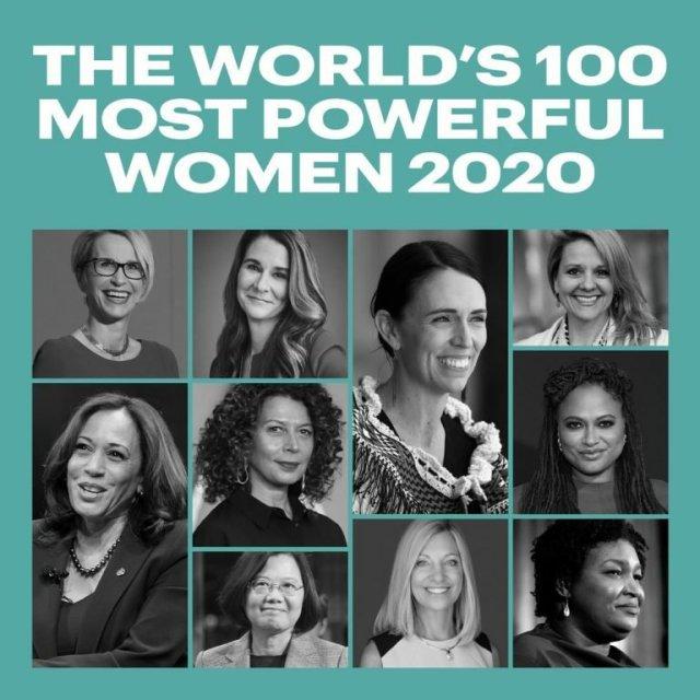 Kamala Harris, Oprah Winfrey, Beyoncé make Forbes' 100 Most Powerful Women In the World List 1
