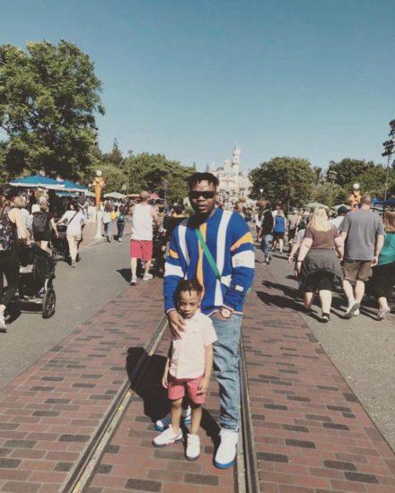 Olamide celebrates his first son's 6th birthday 3