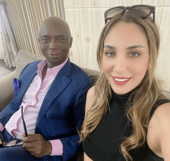 """""""It's been 10 beautiful years"""" Ned Nwoko counts down to his Moroccan wife's 30th birthday 1"""