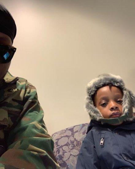 Olamide celebrates his first son's 6th birthday 1
