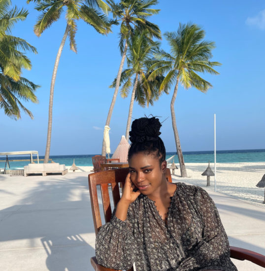 Bashir El-Rufai and wife give us a sneak view from their baecation 4