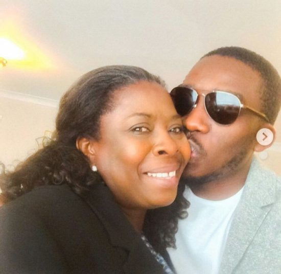 Bovi Remembers His Mother 5 Years After Her Death (Photos) 1