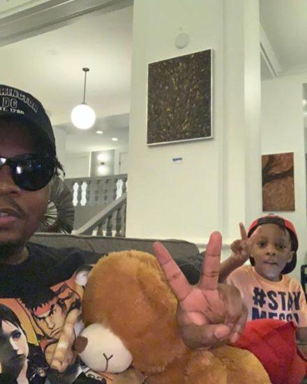Olamide celebrates his first son's 6th birthday 2