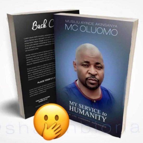 MC Oluomo's Book Goes Viral (Photos) 1