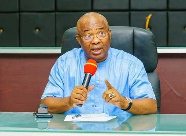 We invited military to Orlu to prevent a repeat of #EndSARS saga – Governor Uzodinma 1