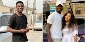 Adeniyi Johnson's wife pens sweet note to him as he turns a year older 1