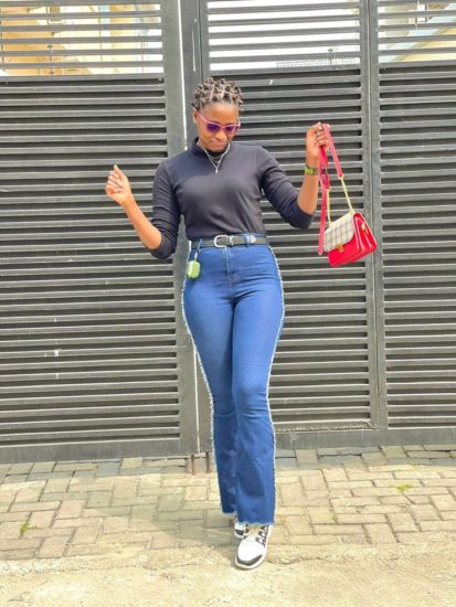 See new photos of influencer, Motara; She has moved past her o predicament 2