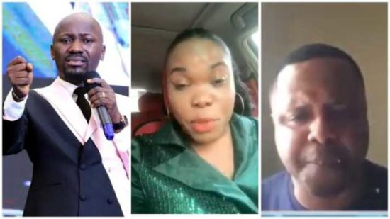Pastor who accused Apostle Suleman of sleeping with his wife sues him for N2 billion 1