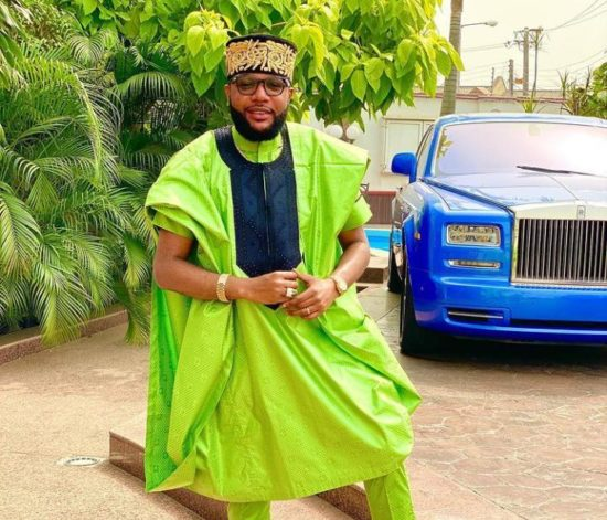 E-Money gifts luxury cars to people on his 40th birthday (Photos) 1