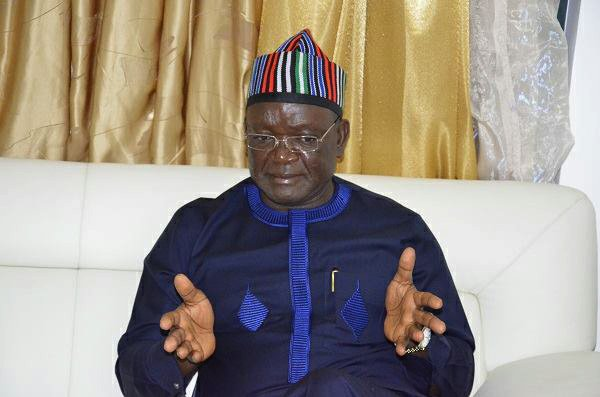 """""""If you want peace to reign, Miyetti Allah must be arrested""""- Benue state gov, Samuel Ortom, tells FG and Security agents 1"""