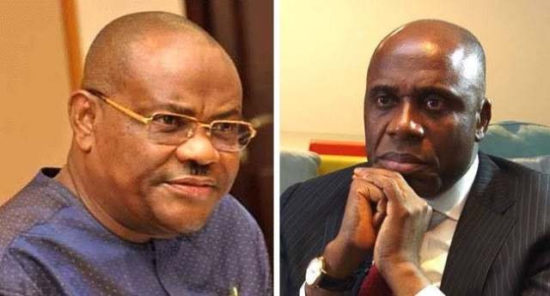Governor Wike recounts how he helped Amaechi to become Governor of Rivers state 1