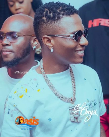 Wizkid wants fans to guess the name of his next album; Can you try? (Photo) 1