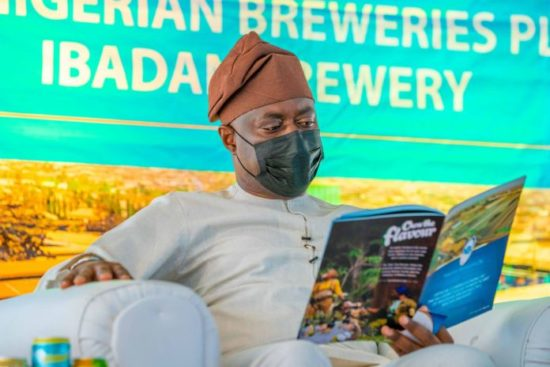 Oyo Governor, Seyi Makinde Increases Corpers' Allowance From ₦5000 To ₦15,000 1