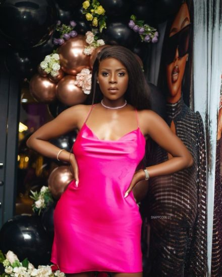 If you can't afford my lifestyle, don't tell me about relationship – BBN star, Khloe 1