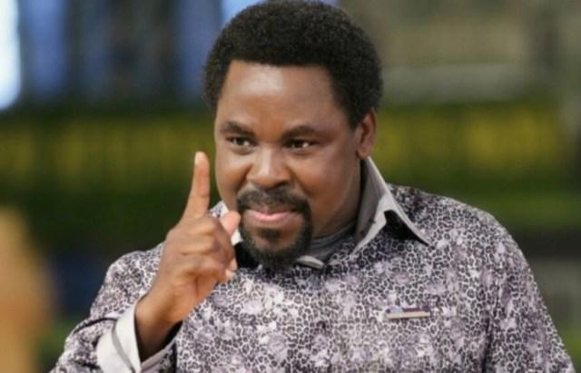BREAKING: Prophet T.B. Joshua is dead 1