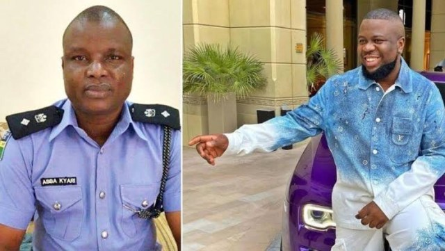 """""""I'm Really Happy To Be Your Boy"""" – FBI Leaks Alleged Chat Between Hushuppi And Abba Kyari (Photos) 1"""