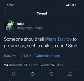 Buju Trends For Criticizing Wizkid And Davido's Music 5