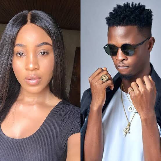 Laycon and Erica spotted dancing together at a night club (video) 1