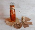 caramel liquide tupperware