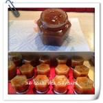 stérilisation des pots