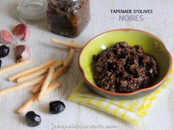Tapenade d'olives
