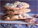 cookies au sucre d'érable et noix de pécan