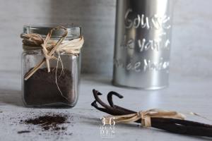 poudre de vanille maison