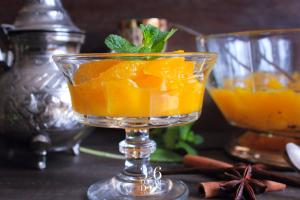 Salade d'oranges aux épices