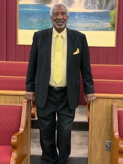 Reverend Robert McKinstry