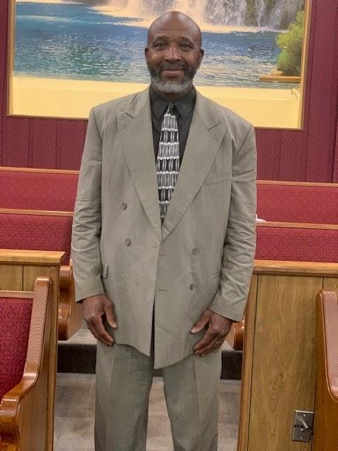 Reverend Shealey