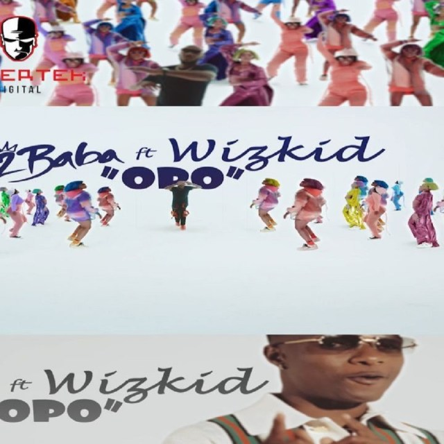 2Baba ft. Wizkid – Opo Mp4 Download