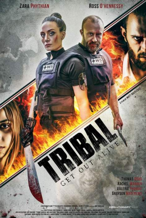 Tribal Get Out Alive Movie Download MP4 HD Subtitle