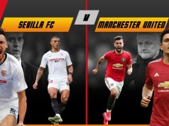 Watch Live: Sevilla Vs Manchester United (Stream Now)